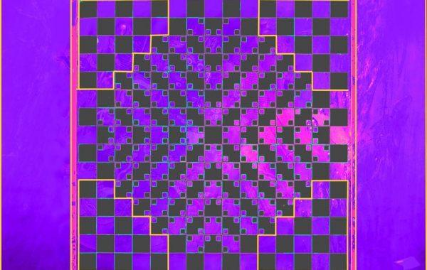 Halma violet